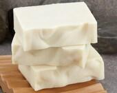 Coconut Milk Olive Oil Soap in Rosemary Mint