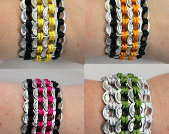 On Sale - Pop Tab Bracelet