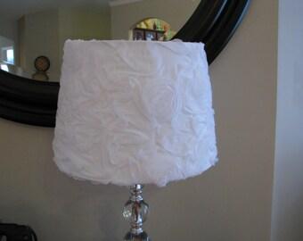 Lamp Shade Chiffon Lamp shade