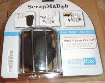 ScrapMaBob (Drink and Trash Caddy) by The Original ScrapBox