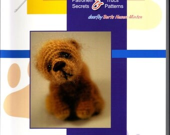 Pattern book ThReAdTeDs® Secrets and Patterns how to make miniature threadable bears