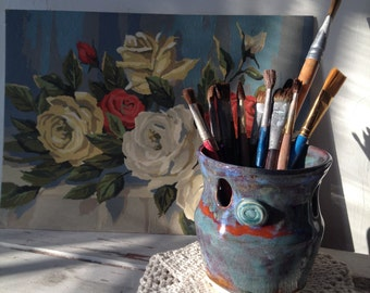 Artist Brush Holder