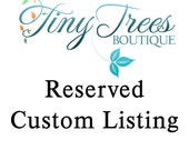 Custom Order For- sarah8402