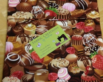Chocolates and Strawberry- Microwave Baked Potato Bag - RTS