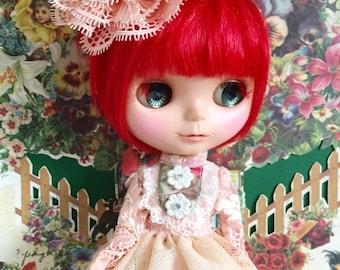 Blythe handmade dress set 2 items