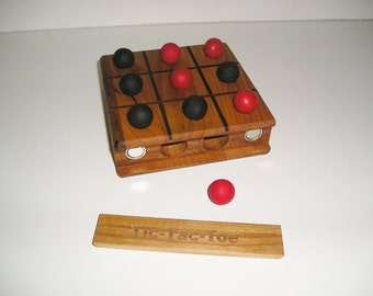 Tic-Tac-Toe Board Game