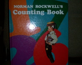 Norman Rockwells Counting Book