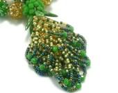 Tutorial, Tassel Pattern, Jewelry Making, Titillating Tassel