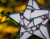 Star Mosaic Wall Hanging Ornament