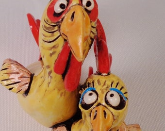 Love Chickens original