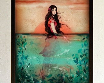 Limited Edition Print - The Ocean Calling 2/10