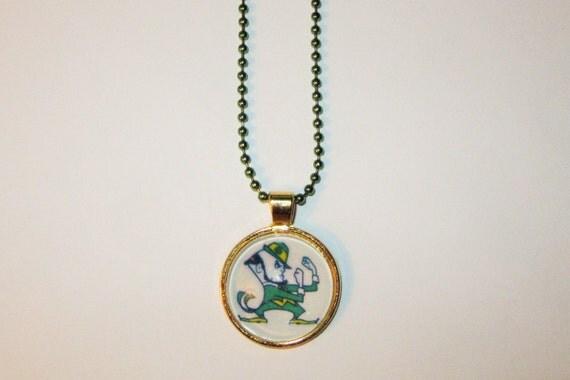 items similar to notre dame necklace notre dame pendant