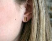 Small Bar Earring