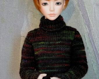 Zaoll BJD girl sweater Tomboy