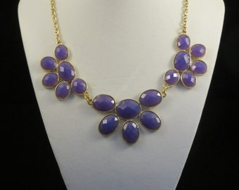 Purple People Eater Necklace
