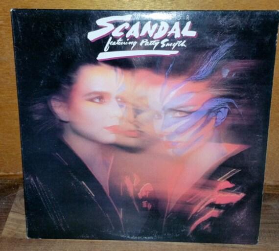 Warrior Scandal: Warrior Scandal Featuring Patty Smyth Vintage By