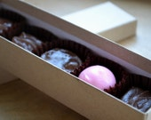 Chocolate Candy Truffle Box Soap Set - Chocolate Soap - Candy Soap - Gift Set - Valentines Day