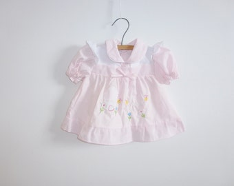 Vintage New Old Stock Baby Dress