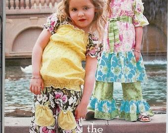 Sale! The Bella Pants pattern (PFP002) - Pink Fig
