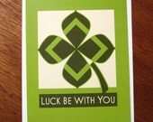 St. Patrick's Day, Luck Be with You