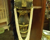 Vintage 6 Strand Faux Pearls