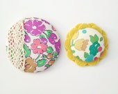Ruth Button Set-Interchangeable SNAP Accessory