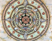 Mandala Print for Sarah