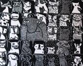 Petflicks  linoleum printmaking