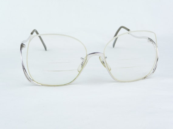 vintage eyeglasses vintage eyewear metal frame vintage