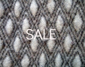 SALE - Supply - Felted Wool Sweater - Blue 1 - Recycled Fabric Material