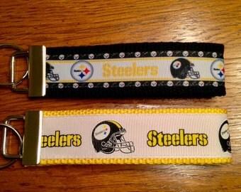Steelers Key Fob Keychain