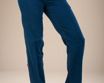maternity wide leg trousers - Women's jeans -  wide leg pants- maternity pants - pregnancy clothing -maternity trousers