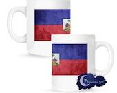 Flag of Haiti 15 oz Coffee Mug