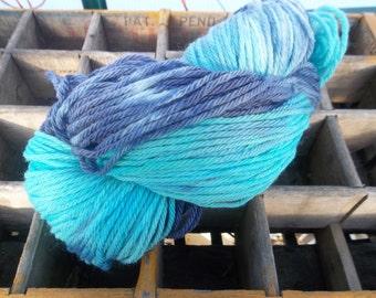 Ocean View - Merino Worsted Weight Yarn - 218 yards