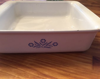 Cornflower  Baking Dish