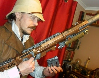 Steampunk Long /Short Rifle