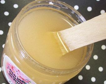 SWEET ORANGE-  4oz. Sugar Scrub with Organic Sugar and Sweet Orange Essential Oil