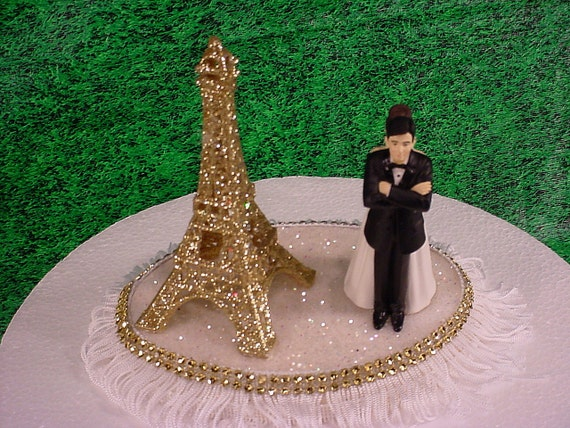 paris wedding cake topper eiffel tower wedding cake topper destination city of 18118