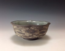 """Ice cream bowl, with Turkish pattern (approximate diameter 5.75"""")"""