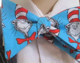 Cat In The Hat Bow Tie