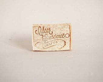 1/2 Price: Organic Honey Soap