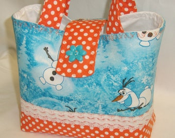Frozen Olaf Loves Hugs Child Handbag