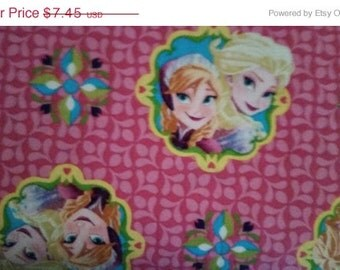 Gorgeous Frozens Sisters Pink or Blue--Buyers ChoiceFriends Fabric--40-70% off Pattern SALE