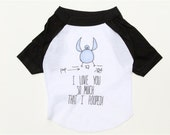Puppy T-Shirt I Love You So Much That I Pooped
