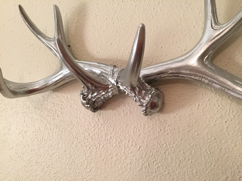 one day sale antler jewelry holder faux deer by 10kiaatstreet