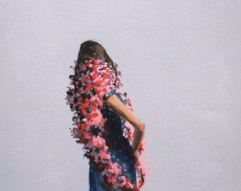 Dress Up . giclee art print