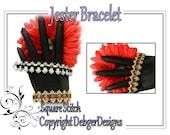 Jester Tila Bracelet - Beading Pattern Tutorial