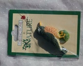 Single Robin Flat Back Bird Resin Craft Piece, New Supplies for Crafting