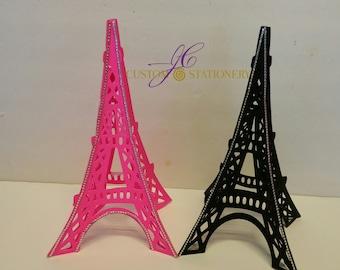 Eiffel Tower.  Eifel Tower. Paper Eiffel Tower.  Eiffel Tower Centerpiece (1)
