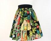 Black Frida Skirt